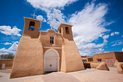 San Francisco de Asis Church, Ranchos de Taos New Mexico