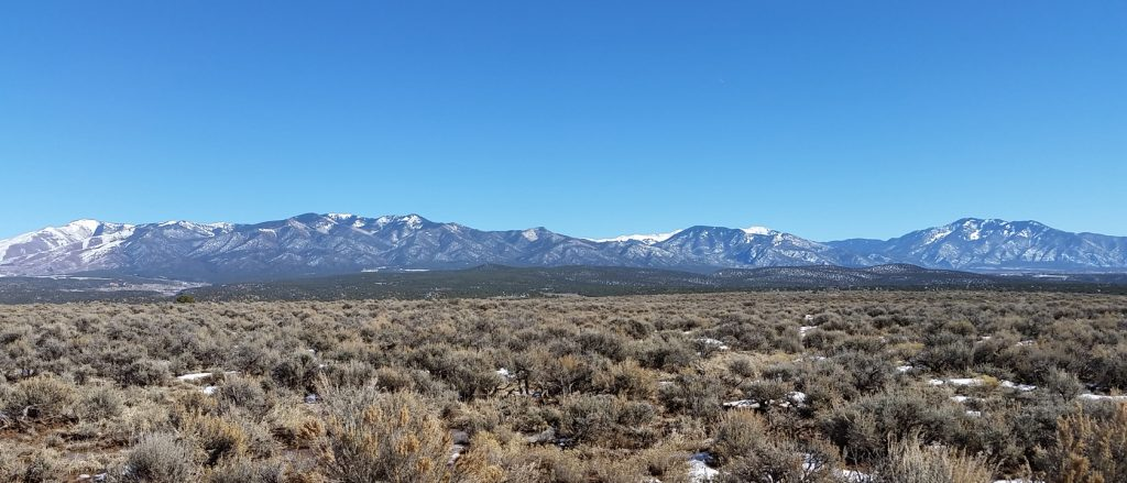 Taos Mountain Views