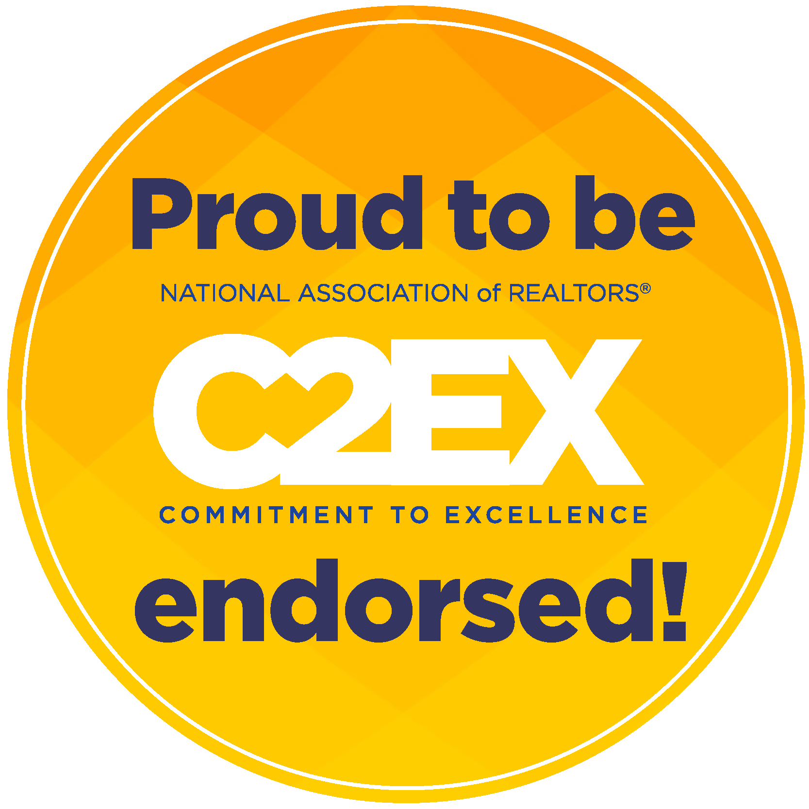 National Association of REALTORS® C2EX Endorsed